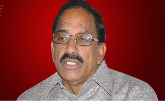 Thummala Nageswara Rao Lost In Palari - Sakshi