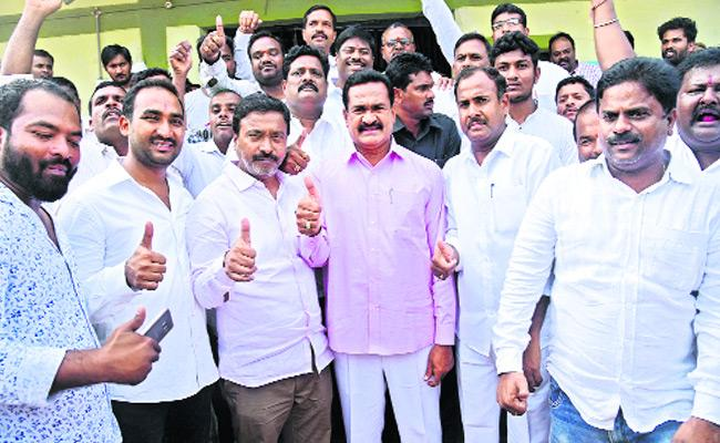 Gampa Govardhan Never Lose In Kamareddy Assembly Constituency Till Now - Sakshi