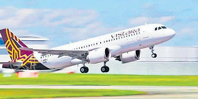 Vistara offers flight tickets from Rs 999 in new sale - Sakshi