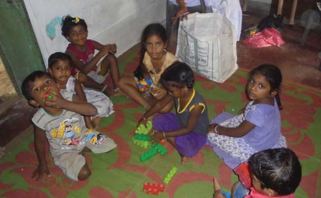 Anganwadi Centres Delayed in Vizianagaram - Sakshi