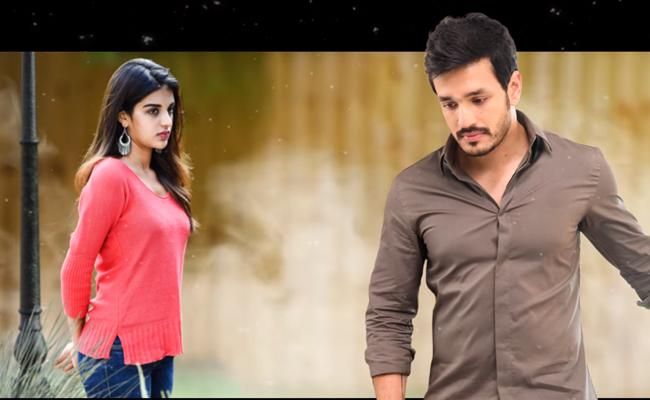 Akhil Akkineni Mr Majnu First Single Yemainado - Sakshi