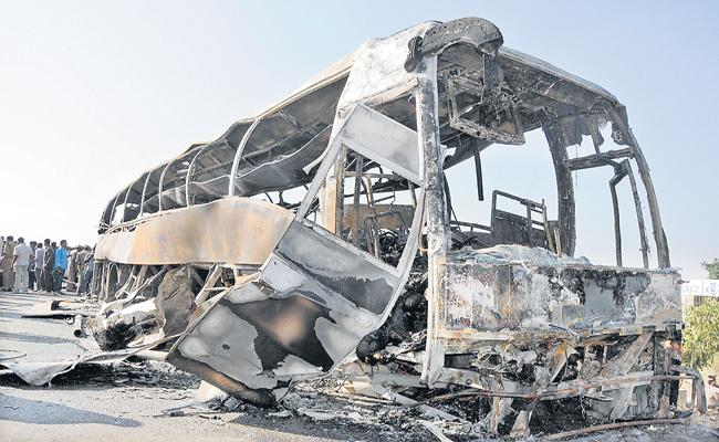 Palem driver was caught for five years - Sakshi