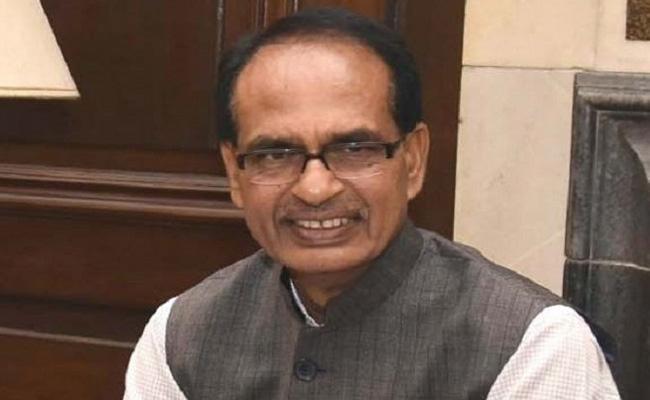 Shivraj Singh Chouhan Still Calls Himself CM Of Madhya Pradesh - Sakshi