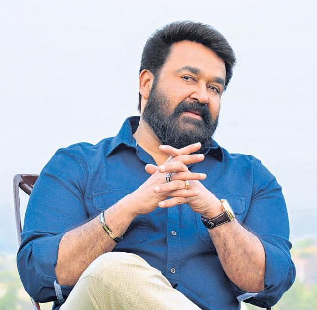 Mohanlal interview about Odian movie - Sakshi