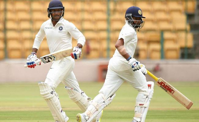 Prithvi Shaw Ruled Out Of Test Series Against Australia - Sakshi