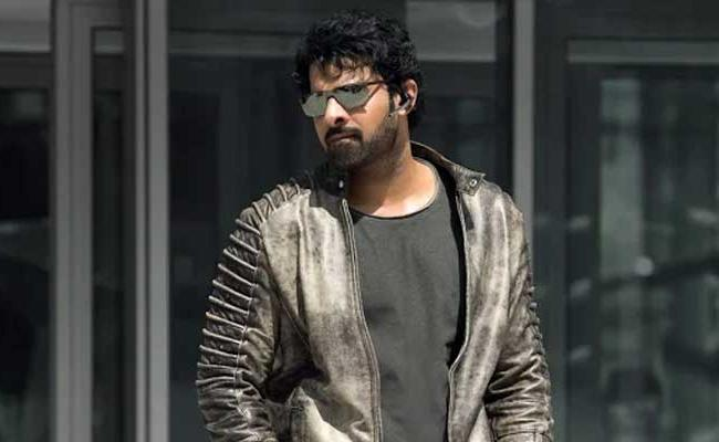 Prabhas Sahoo Movie Release On 15th August 2019 - Sakshi
