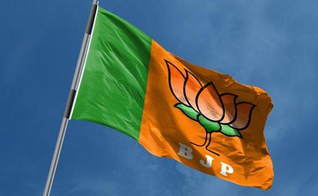 BJP Present Has 51 percentage Of Population Under Their Ruling - Sakshi