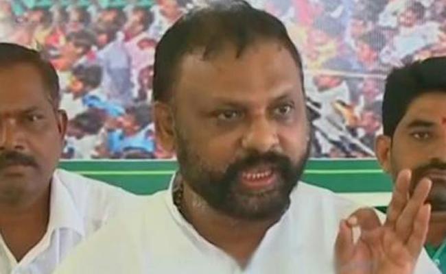 YSRCP Leader Ramaiah FIres On CM Chandrababu Naidu - Sakshi