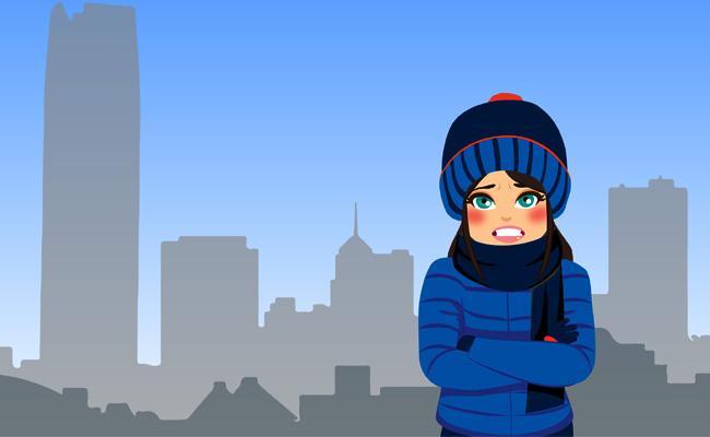 Temperatures Downfall in Hyderabad - Sakshi