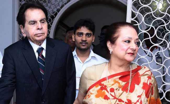 Saira Banu Requests To Meet PM Modi Over Dilip Kumar Property Issue - Sakshi