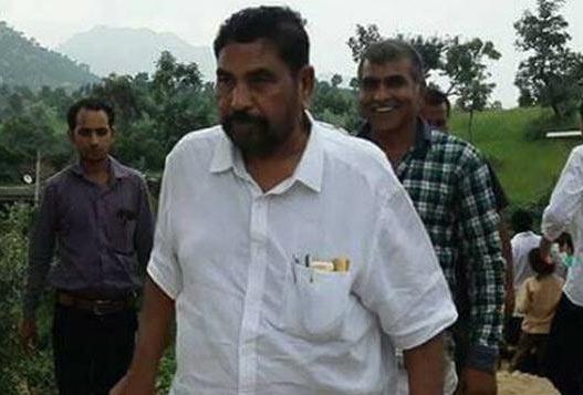 Rajkumar Roat looking forward to raise tribal issues in Rajasthan - Sakshi