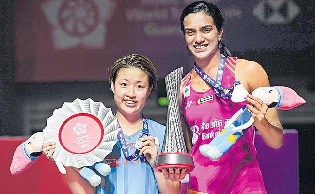 World Tour Finals Success is special with me - Sakshi