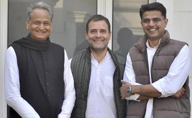 Rahul Gandhi Failed To Be Decisive in Chief Ministers selection - Sakshi