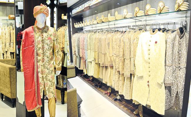 Sherwani IS New Fashion For Men - Sakshi