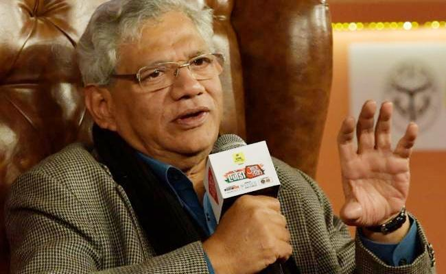 Sitaram Yechury Says Modi Will Be Defeated In Lok Sabha Elections - Sakshi