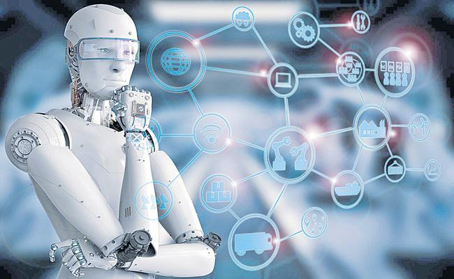 Artificial intelligence job roles vacant on talent shortage    - Sakshi