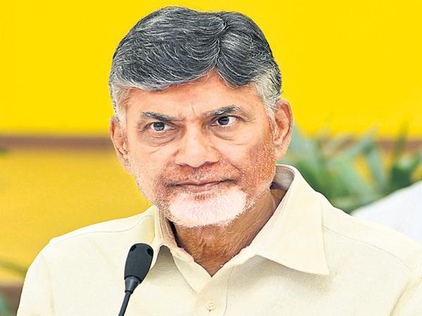 TRS did not agree with us says Chandrababu - Sakshi