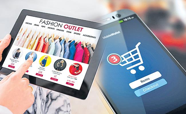 E-commerce share in total FMCG retail sales trippled over last 2 years in India - Sakshi