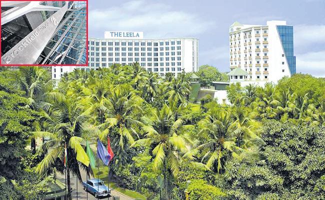 Brookfield to buy Leela hotels for 4500 crore - Sakshi