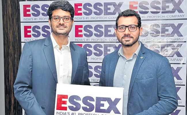 Essex India to ease buying and selling of property - Sakshi