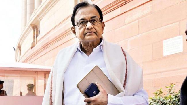 CBI Court Extends Interim Protection Of Karti Chidambaram And P Chidambaram - Sakshi
