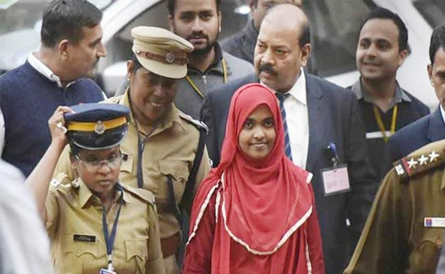 Kerala Women Hadiya Father Joins BJP - Sakshi