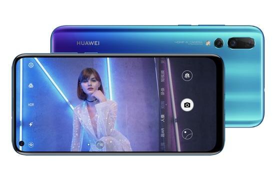 Huawei Nova 4 With Display Hole, 48-Megapixel Rear Camera Launched - Sakshi