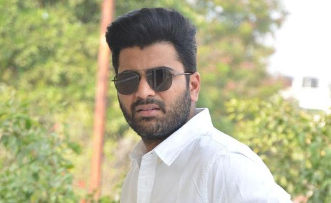 Sharwanand Clarity About Movie With Arjun Reddy Fame Sandeep Reddy Vanga - Sakshi