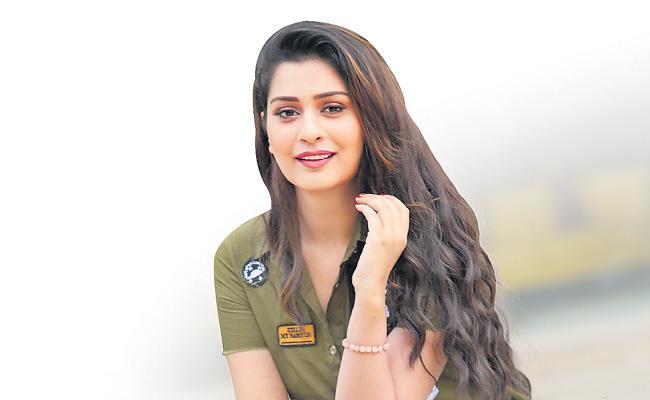 Payal Rajput in Ravi Teja Next - Sakshi