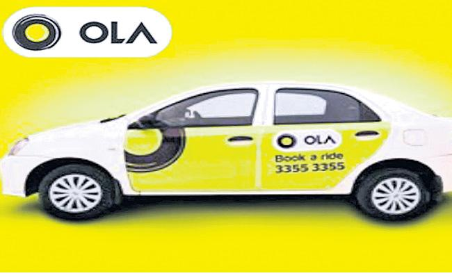 The cab services company Ola scooters sharing platform vago - Sakshi