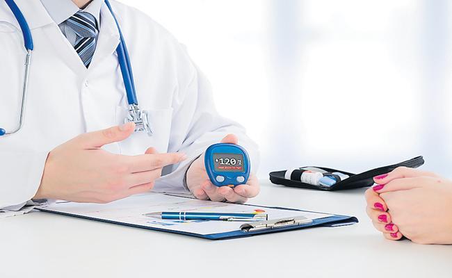 Brain problems with diabetes? - Sakshi
