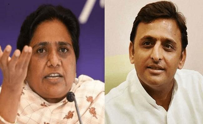 Mayawati Plan FOr Alliance WIthout Congress - Sakshi