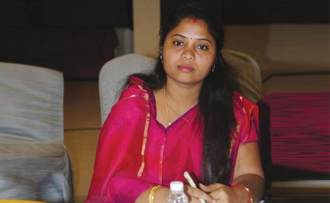 MLA Pushpa Srivani React on Elephants Attack - Sakshi