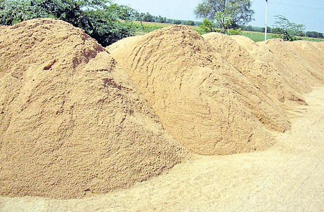 Guidelines on sand mining - Sakshi