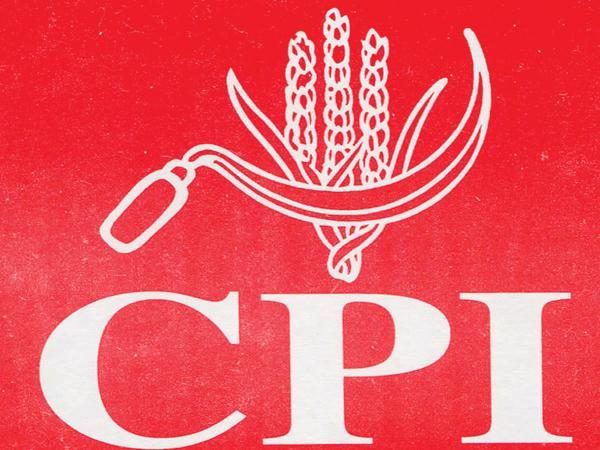 CPI on Alliance with Congress - Sakshi