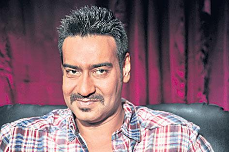 ajay devgan in harshad mehta biopic - Sakshi