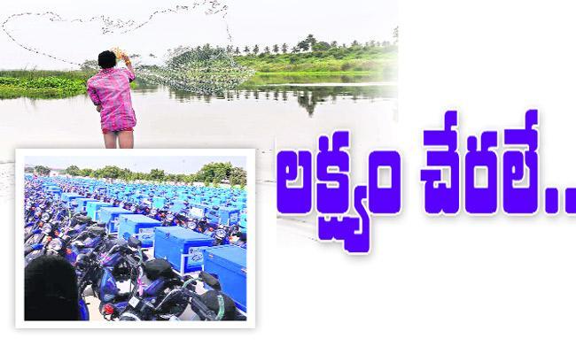 Fishermen Development Programmes Slowing Down - Sakshi