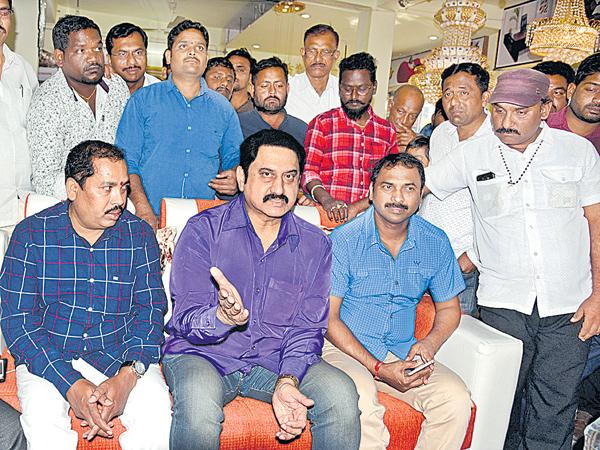 Golden Telangana with KCR - Sakshi