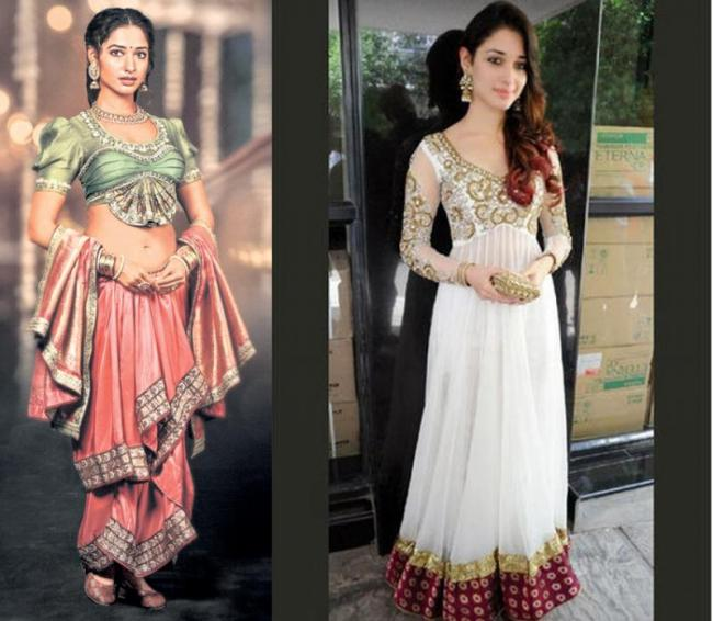 Tamannaah roped in for 'Sye Raa Narasimha Reddy' - Sakshi