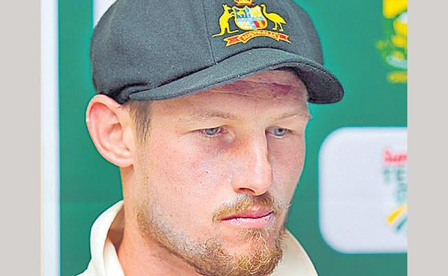 Almost gave up cricket for yoga, reveals banned Australia batsman Cameron Bancroft - Sakshi