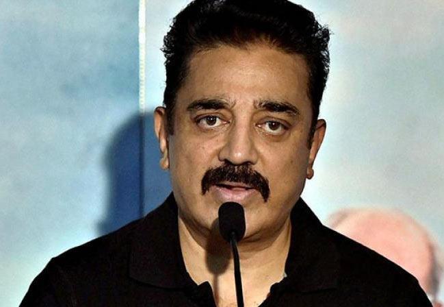 Kamal Haasan Declares Will Fight 2019 Polls - Sakshi