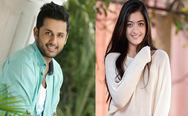 Rashmika mandanna On Nithin Injury - Sakshi