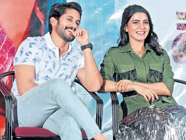 Naga Chaitanya And Samantha Majili Movie - Sakshi