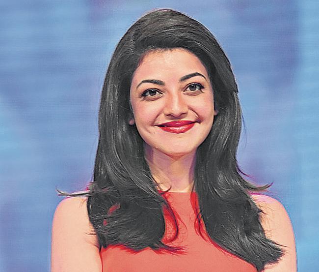 Kajal Aggarwal as lead actress in Kamal Haasan film Indian 2 - Sakshi