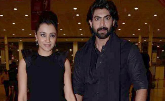Rana Daggubati Comments Over His Break Up With Trisha - Sakshi