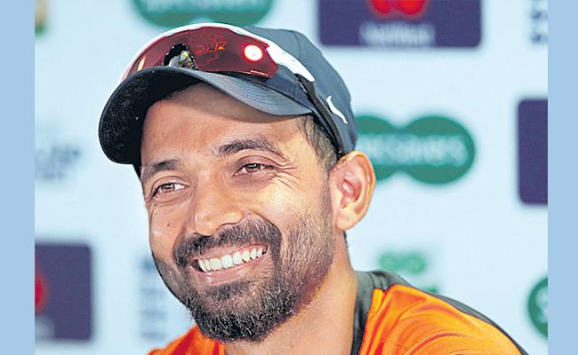 I may score a 100 or even 200 in 3rd Test: Rahane - Sakshi