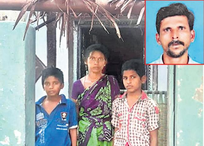 govt not seeing on suicide formers families - Sakshi