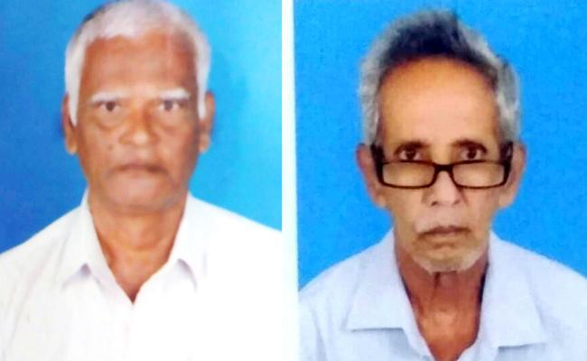 Friends Died With Illness Same Day in Chittoor - Sakshi