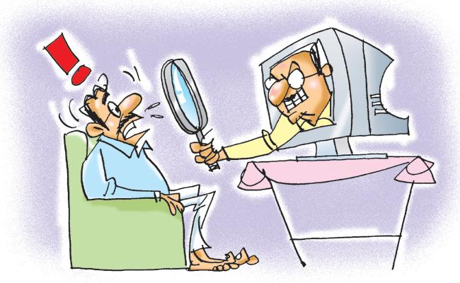 ABK Prasad Writes Guest Column On The Right To Privacy - Sakshi