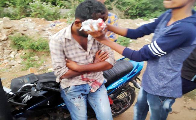108 Ambulance Delayed Bike Accident patients - Sakshi